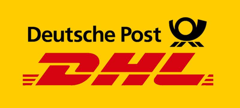 Dhl post logo